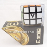 V-Cube pillowed 3x3x3 black