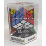Rubik's 3x3 black(river version,delux hexa paper box)