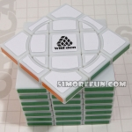 WitEden Super 3x3x8 I white