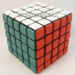 Lanlan Tiled 5x5x5 black