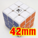 DaYan 42mm Zhanchi white
