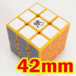 DaYan 42mm Zhanchi yellow