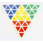 Z-Stickers for Shengshou Pyraminx(standard set)