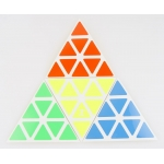 Z-Stickers for Shengshou Pyraminx(bright set)