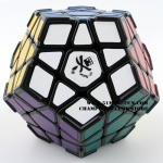 DaYan Megaminx I black with corner ridges
