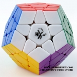 DaYan Megaminx I stickerless version white