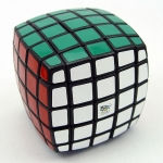 QJ pillowed 5x5x5 black