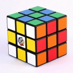 Rubik's Cube 3x3x3 black(screw version,opp)