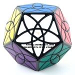 MF8 Bauhinia Dodecahedron black