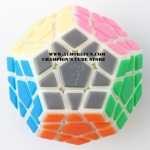 MF8 Tiled Megaminx(v3) limited edition with primary color