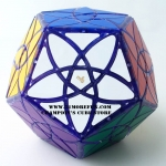 MF8 Bauhinia Dodecahedron transparent purple停产