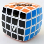 V-Cube pillowed 4x4x4 white