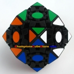 Lanlan Gear Rhombic Dodecahedron with simple stickers