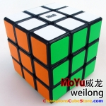 MoYu weilong 3x3 black for speed-cubing