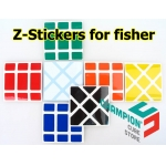 [SD] Z-Stickers for fisher cube