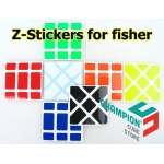 [HB] Z-Stickers for fisher cube