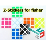 [FB] Z-Stickers for fisher cube