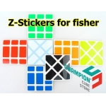 [ZB] Z-Stickers for fisher cube