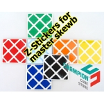 [SD] Z-Stickers for Master Skewb