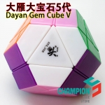 DaYan Gem Cube V stickerless version 2