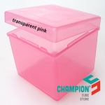 Z pp-box transparent pink