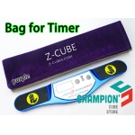 Cube Timer's Bag purple