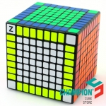 Shengshou 9x9 black with HBW Z-stickers