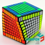 Shengshou 9x9 black with ZBW Z-stickers