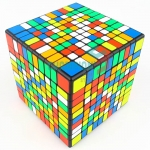 ShengShou Cubic 10x10 Magic Cube