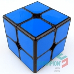 Funs Shishuang 50mm 2x2 black with blue tiles