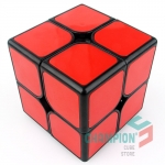 Funs Shishuang 50mm 2x2 black with red tiles