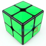 Funs Shishuang 50mm 2x2 black with green tiles