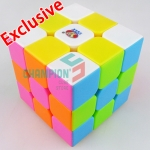 YJ Yulong 3x3 pink stickerless
