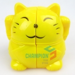 YJ Fortune Cat Shape 2x2x2 Magic Cube