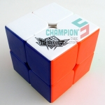 Cyclone Boy cube 2x2x2 stickerless