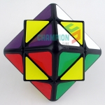 Lanlan Wolf Tooth puzzle cube black