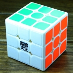 MoYu Dianma white for speed-cubing