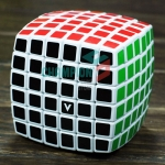 V-Cube 6x6x6 pillowed white