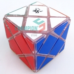 DaYan Dino F-Skewb Cube pure transparent(Limited Edition)