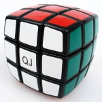 QJ pillowed 3x3x3 black