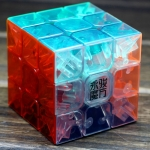 YJ Yulong 3x3 6-solid-color of transparent