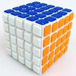 QJ Tiled 5x5x5 white