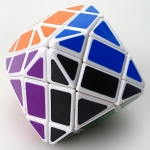 Lanlan Rhombic Icosahedron(Scopperil) white