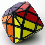 Lanlan Rhombic Icosahedron(Scopperil) black