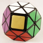 Lanlan Jewel Cube black