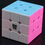 MoYu Aolong 3x3 Plus pink stickerless