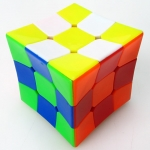 Z-Cube concave 3x3 stickerless