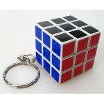 3cm keychain cube(thermal transfer)