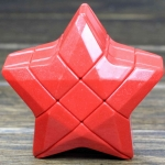 YJ Puzzle Star red