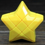 YJ Puzzle Star yellow